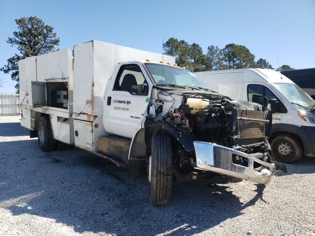 Ford F750 salvage cars for sale: 2019 Ford F750