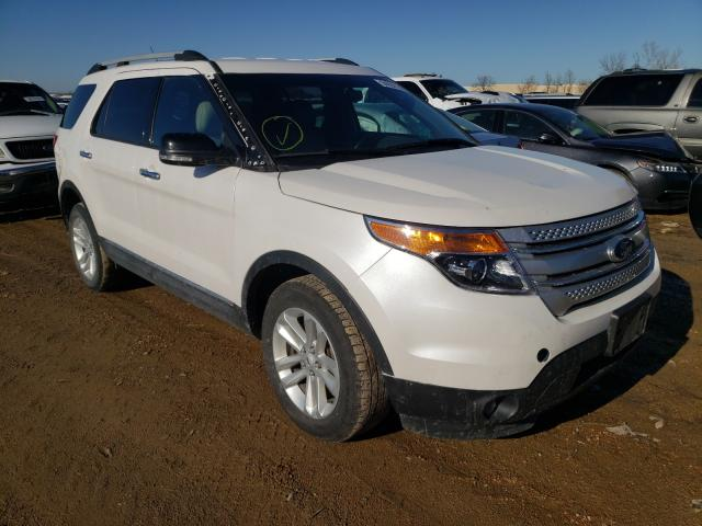 Salvage cars for sale from Copart Bridgeton, MO: 2013 Ford Explorer X