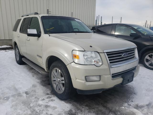 Salvage cars for sale from Copart Rocky View County, AB: 2006 Ford Explorer L