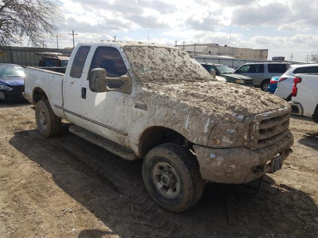 1999 Ford F250 Super for sale in Mercedes, TX