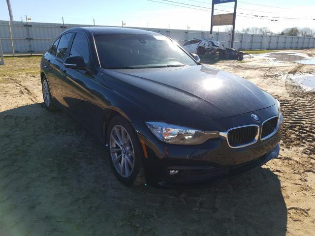 2016 BMW 320 I WBA8E1G51GNT36441