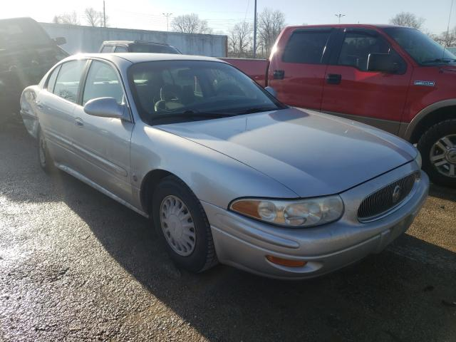Salvage cars for sale from Copart Bridgeton, MO: 2001 Buick Lesabre CU