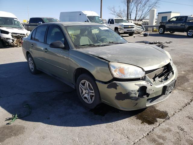 Salvage cars for sale from Copart Anthony, TX: 2006 Chevrolet Malibu LS