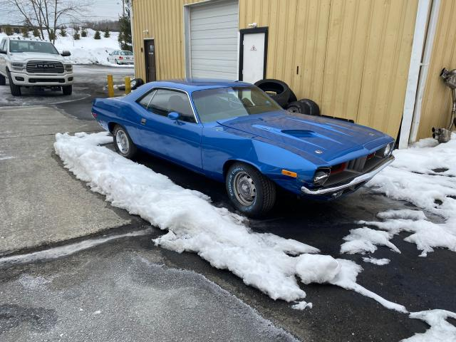 1972 Plymouth Barracuda for sale in Hillsborough, NJ
