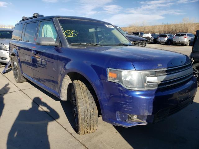 2014 Ford Flex SEL en venta en Littleton, CO