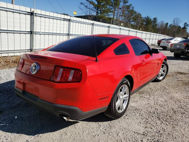 2011 FORD MUSTANG - 4