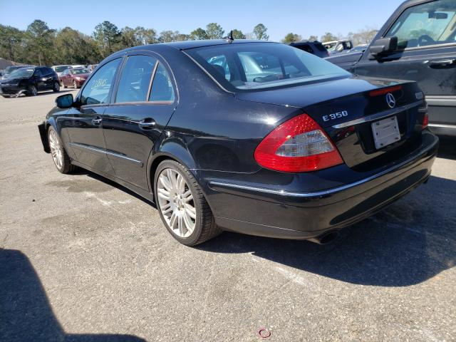2007 MERCEDES-BENZ E 350 - Right Front View