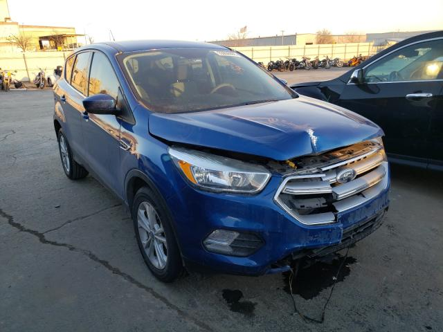 2017 FORD ESCAPE SE 1FMCU0GD9HUD28091