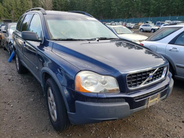 Salvage cars for sale from Copart Graham, WA: 2004 Volvo XC90
