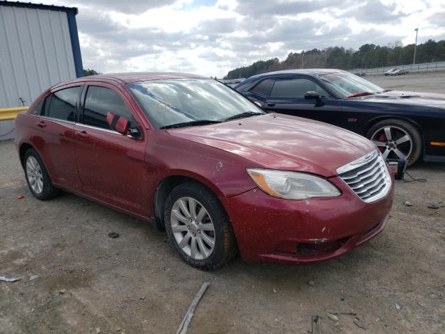 2013 CHRYSLER 200 TOURIN 1C3CCBBBXDN505975
