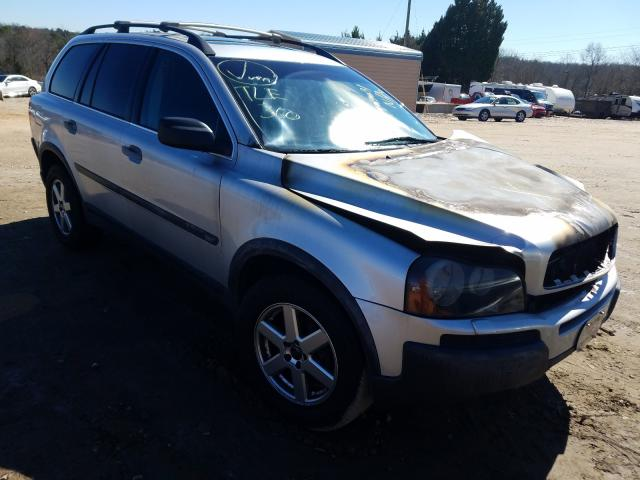 Vehiculos salvage en venta de Copart China Grove, NC: 2004 Volvo XC90