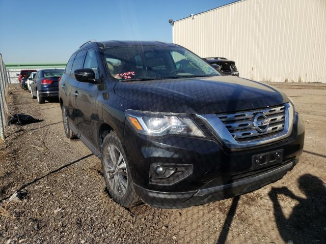 Nissan Pathfinder salvage cars for sale: 2017 Nissan Pathfinder
