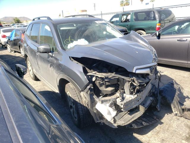 Salvage cars for sale from Copart Colton, CA: 2020 Subaru Forester P