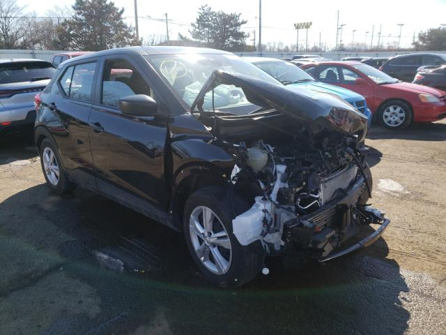 Salvage cars for sale at Moraine, OH auction: 2020 Nissan Kicks S