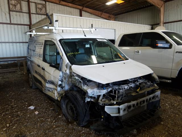 Salvage cars for sale from Copart Houston, TX: 2017 Ford Transit CO