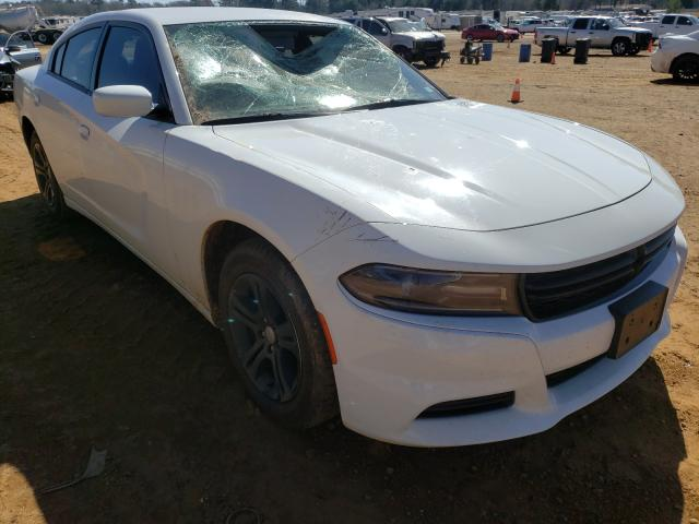 Salvage cars for sale from Copart Longview, TX: 2019 Dodge Charger SX