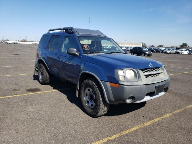 Nissan salvage cars for sale: 2002 Nissan Xterra XE
