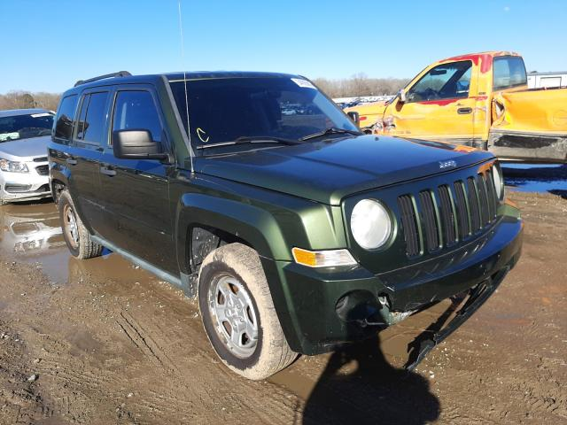Salvage cars for sale from Copart Conway, AR: 2009 Jeep Patriot SP