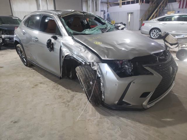 Lexus UX 250H salvage cars for sale: 2020 Lexus UX 250H
