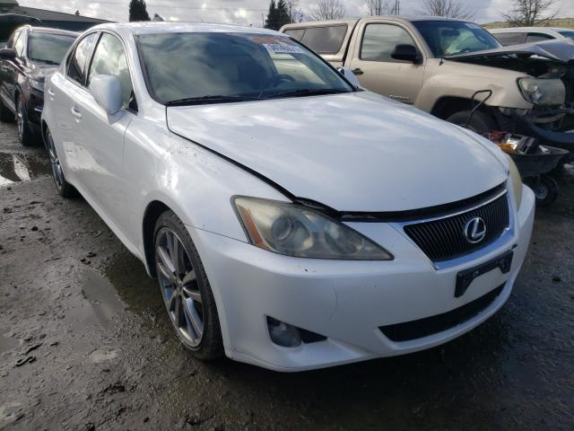 Salvage cars for sale from Copart Eugene, OR: 2008 Lexus IS 250
