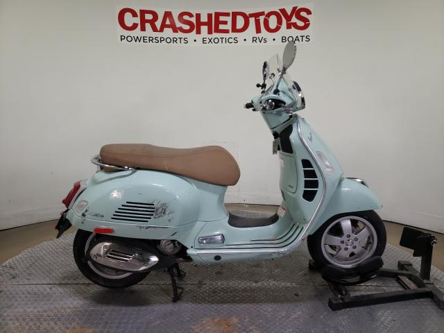Vespa salvage cars for sale: 2020 Vespa Scooter