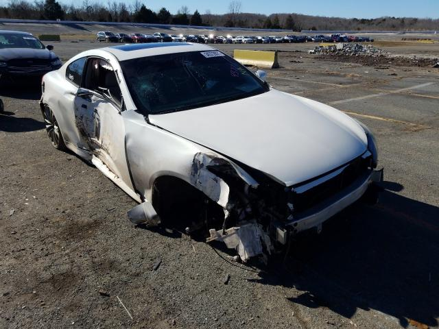 Salvage cars for sale from Copart Concord, NC: 2012 Infiniti G37 Base