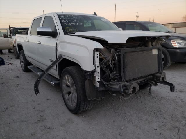 Salvage cars for sale from Copart Haslet, TX: 2018 GMC Sierra C15
