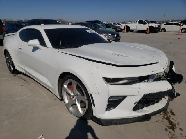 2016 Chevrolet Camaro SS for sale in Grand Prairie, TX