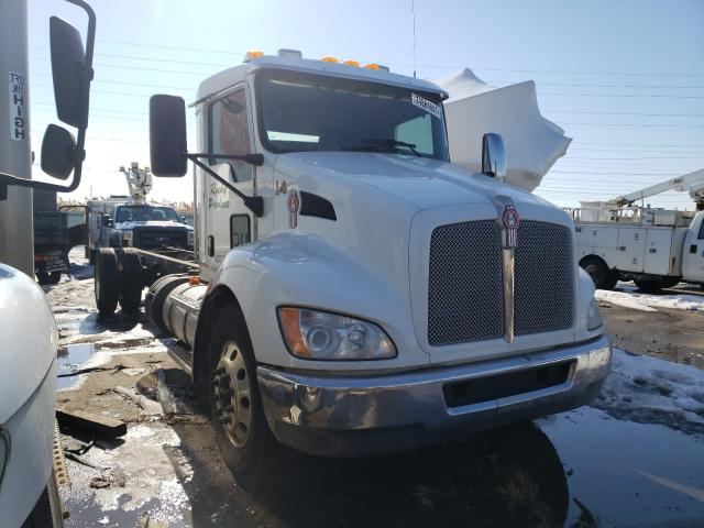 2015 Kenworth Construction for sale in Woodhaven, MI