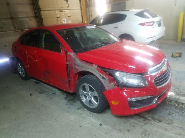 Salvage 2015 CHEVROLET CRUZE - Small image. Lot 34276941