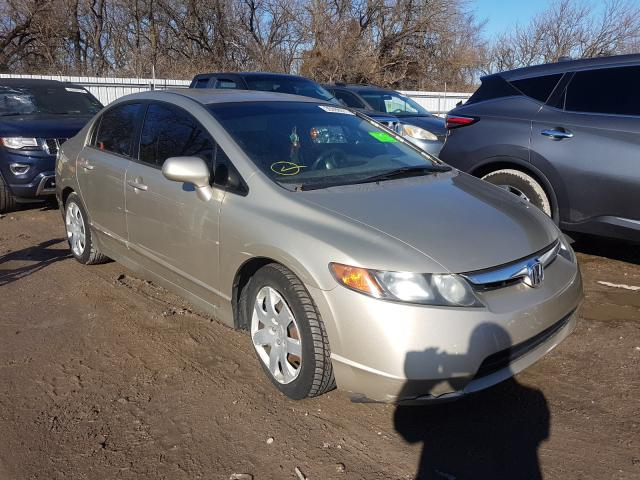 2007 HONDA CIVIC LX - Other View