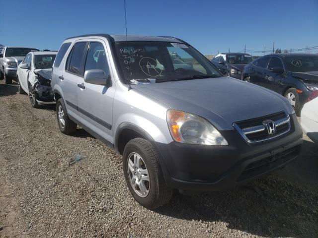 Salvage cars for sale from Copart Reno, NV: 2004 Honda CR-V EX