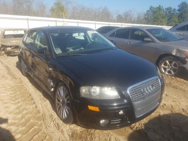 Audi A3 salvage cars for sale: 2007 Audi A3