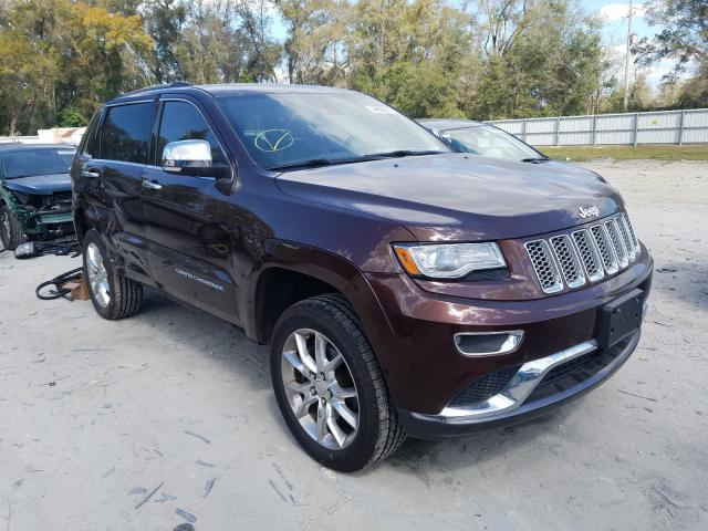Salvage cars for sale from Copart Ocala, FL: 2014 Jeep Grand Cherokee