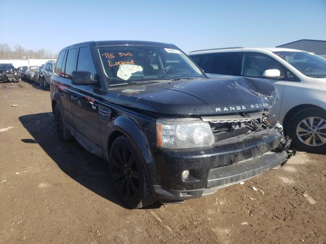 Salvage 2010 LAND ROVER RANGEROVER - Small image. Lot 34989571