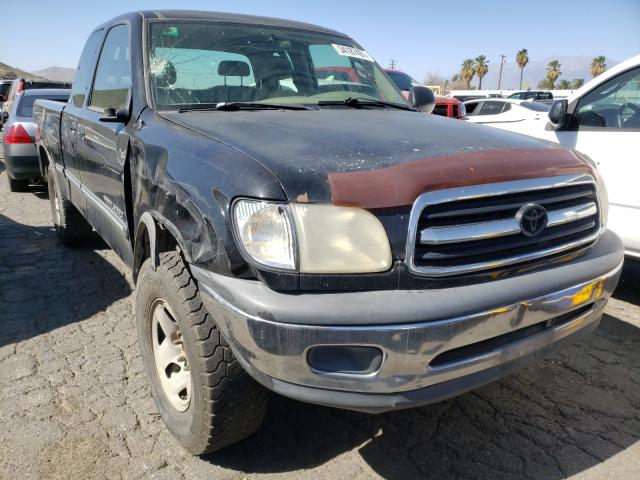 Salvage cars for sale from Copart Colton, CA: 2000 Toyota Tundra ACC