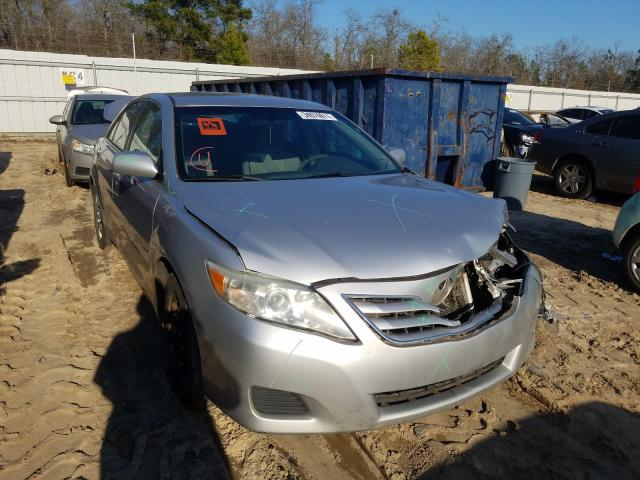 Salvage cars for sale from Copart Gaston, SC: 2011 Toyota Camry Base