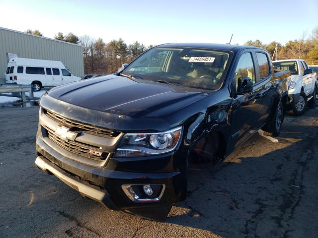 2018 CHEVROLET COLORADO Z 1GCGTDEN4J1322752