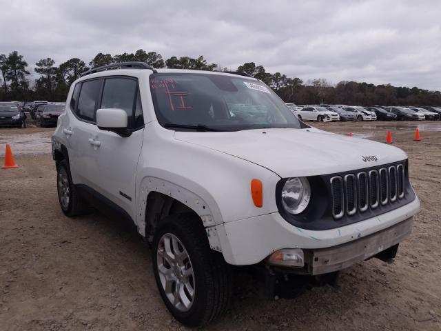 2018 Jeep Renegade L en venta en Houston, TX