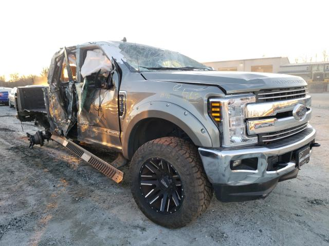 Salvage 2019 FORD F250 - Small image. Lot 30110031