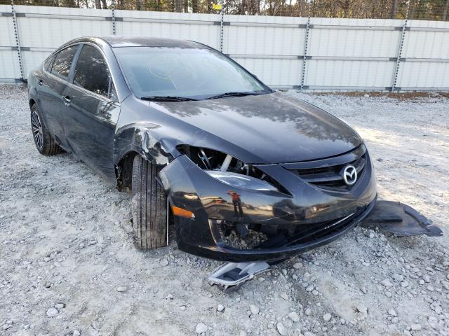 Salvage cars for sale from Copart Ellenwood, GA: 2011 Mazda 6 I