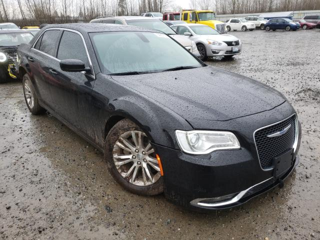Salvage cars for sale from Copart Arlington, WA: 2019 Chrysler 300 Touring