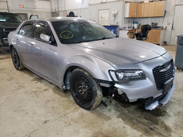 Salvage cars for sale at Columbia, MO auction: 2017 Chrysler 300 S