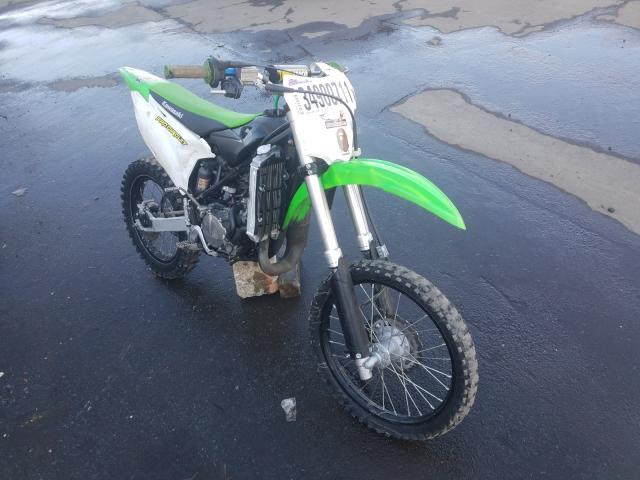 Salvage cars for sale from Copart New Britain, CT: 2019 Kawasaki KX100 F