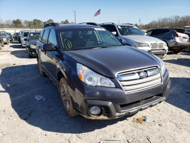 Salvage cars for sale from Copart Montgomery, AL: 2014 Subaru Outback 2
