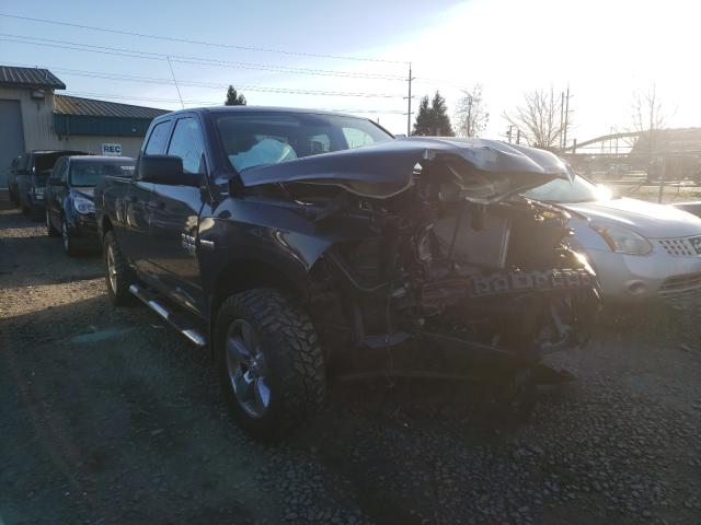 Salvage cars for sale from Copart Eugene, OR: 2019 Dodge RAM 1500 Class