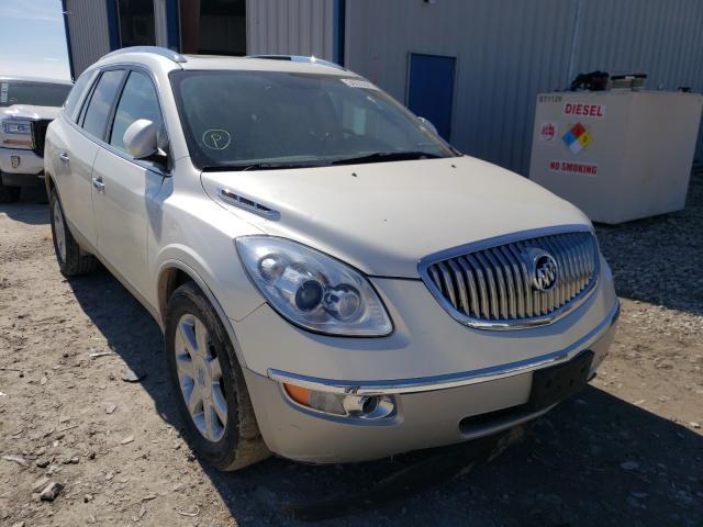Buick salvage cars for sale: 2010 Buick Enclave CX