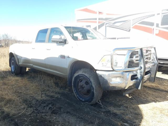 Salvage cars for sale from Copart Billings, MT: 2011 Dodge RAM 3500