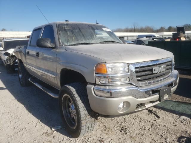 Salvage cars for sale from Copart Hueytown, AL: 2005 GMC New Sierra