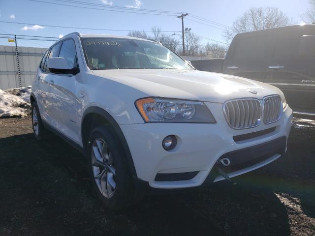 BMW X3 Vehiculos salvage en venta: 2013 BMW X3